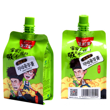 Food Bags Juice Packaging Plastic Bag