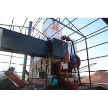 Hot Air Paddy Spent Grain Drying Machine