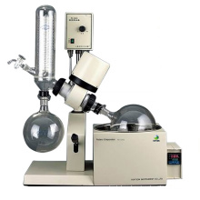 Precio rotatorio del evaporador 5l, evaporador de destello del vacío, evaporador de destello industrial del vacío