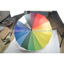 rainbow umbrella / straight umbrella / custom umbrella