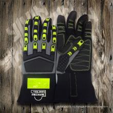 Механическая перчатка-тяжелая перчатка-промышленная защитная перчатка для перчаток-перчаток