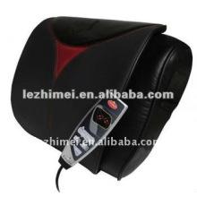 Coussin de Massage Shiatsu LM-703 voiture infrarouge utilisation