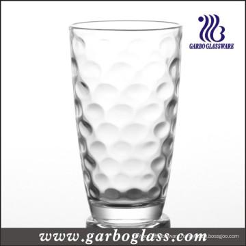 9oz DOT Designed Water Glass Tumbler (GB027009YD)