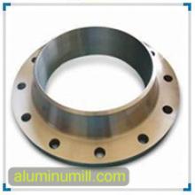 ASTM/ANSI Aluminum 6061 T6 Weld Neck Flange