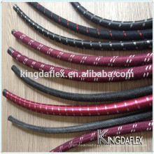 DN20 High Temperature Cotton Overbraided Fuel Oil Hose DIN 73379 TYPE B