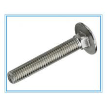 M5-M20 de parafusos de cabeça redonda com aço inoxidável