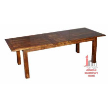 Sheesham Dining Table with Extension
