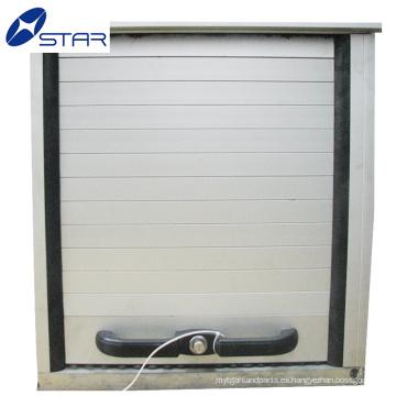 Camión puerta de persiana de carga puerta enrollable en China