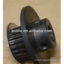Timing Pulleys Set Screw Holes