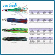 Match libre pour Lure Head et Skit Octopus Fishing Bait