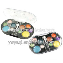 2015 new design 10 colors baked eyeshadow
