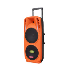 Bluetooth Portable FM/USB Wireless Trolley Speaker F73
