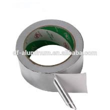Aluminiumfolienband mit Acryl- oder Heißschmelzklebstoff