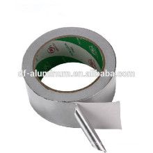 Aluminum Foil Tape with acrylic or hot melt adhesion