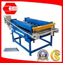 Máquina formadora de rollo para techos de costura de pie
