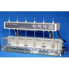 Probador de disolución de tableta farmacéutica RC-6 para la droga