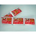 Fine Tom 70g Beutel Verpackung Tomate Paste Hersteller aus China