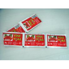 Sachet Tomatenpaste von 70g aus China