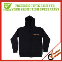 2013 neue Design Männer Sweatshirt Fleece Hoody mit Reißverschluss