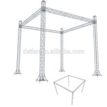 Detian Display ofrece stand de truss de aluminio para evento