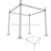 Detian Display offer aluminum truss display truss booth stand for event