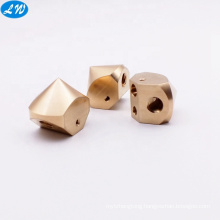 High demand professional production brass machining brass spray nozzle parts