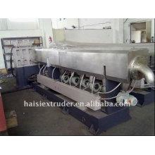 HS новый разработан SJ180 один шнек для экструдера гранулирования машины