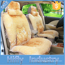 HF-MP Plush Universal Car Seat Cover Winter Warm Car Seat Cover