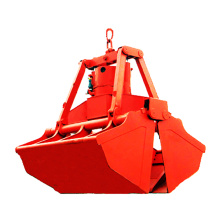 Mechanical hydraulic grab bucket para sa excavator crane