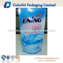 2014 nova !!!! alta qualidade saco de embalagem em pó de lavagem