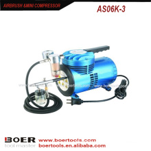 Airbrush Compressor Kit mini compressor de ar