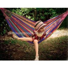 Outdoor single leisure baby children parachute cradle hammock