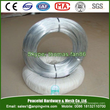 Q195 Q235 Electro Galvanized Wire / Hot Dipped Galvanized Wire