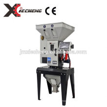 Resin&additives Average Ingredient Gravimetric Blender Doser