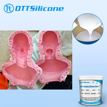 OTT silicone mold making rubber RTV liquid
