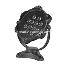 Aluminum IP68 12W underwater led lights