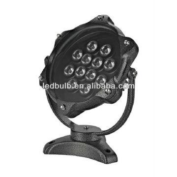 Aluminum IP68 12W underwater led lights