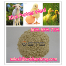 Aliment pour volaille de farine de protéines de riz (60% 65% 72%)