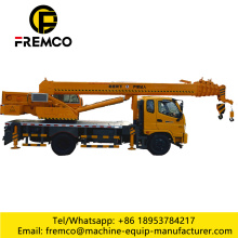 Mobile Hydraulic Beam Lifter Machine
