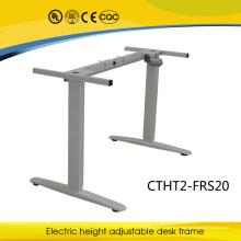 preiswerter Preis elektrischer höhenverstellbarer Büroschreibtisch-Tabellenrahmen der hohen Qualität
