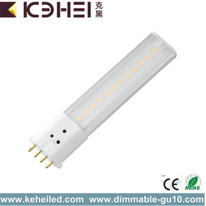 6W 80lm / W LED Tube 2G7 Commercial Light