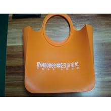 2016 Fashion Design Colorful Silicone Handbag