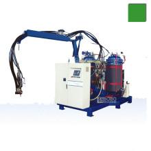 Baja presión PU poliuretano aislamiento de espuma de la máquina de inyección con molde de inyección a medida
