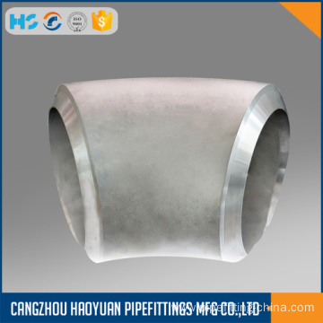 China Supplier for 45 Degree Elbow Fitting Stainless Steel 316L Elbow supply to San Marino Suppliers