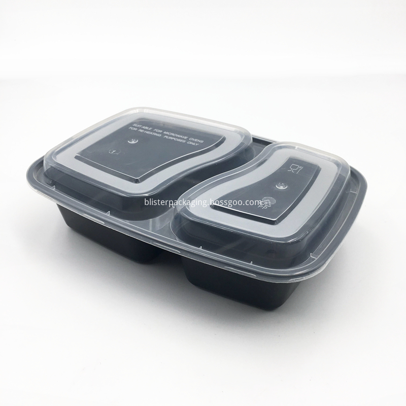 Biodegradable food packaging tray