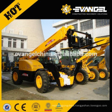 China 3.5 ton 7m mini telescopic forklift