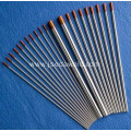 150mm WZ3 Brown Tungsten Electrode