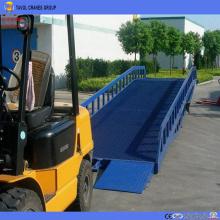 6ton Manual Mobile Loading Dock Ramps