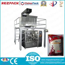 Автоматическая упаковочная машина для вращающихся гранул (RZ6 / 8-200 / 300A)