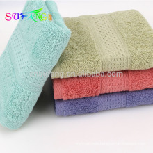 Luxury 100% cotton hotel face towel ,hotel bath towel